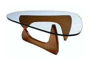 table basse isamu noguchi 1948 colori noyer port discount design
