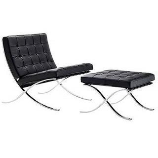 Petit Fauteuil Cuir Design Intérieur Déco - Petit fauteuil cuir design