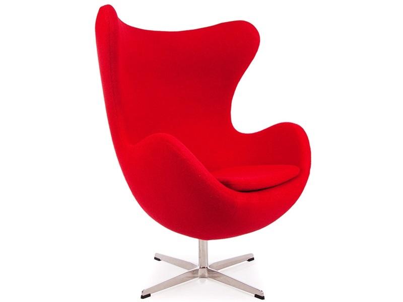 fauteuils style egg fauteuil jacobsen discount design. Black Bedroom Furniture Sets. Home Design Ideas
