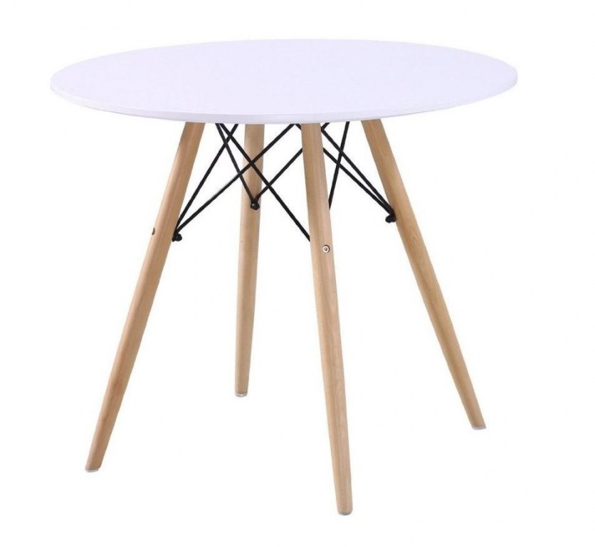 Table dsw diam tre 80cm type charles eames discount design for Fauteuil type eames