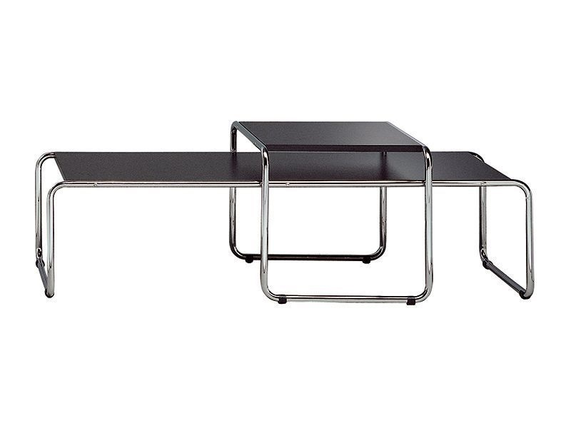 table basse laccio marcel breuer port discount design. Black Bedroom Furniture Sets. Home Design Ideas