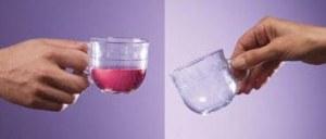 8 tasses Fontaine à cocktail