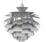 Suspension design Artichoke colori argent 48 cm