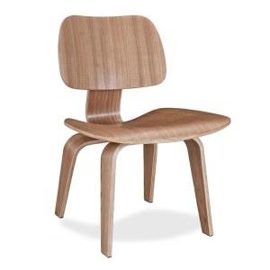 fauteuil chaise eames dcw lcw bois clair discount design. Black Bedroom Furniture Sets. Home Design Ideas