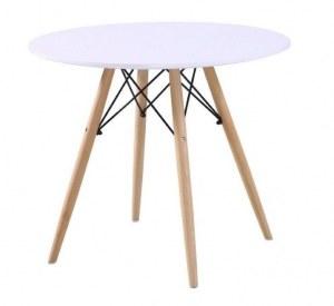 Table DSW diamètre 80cm type Charles Eames